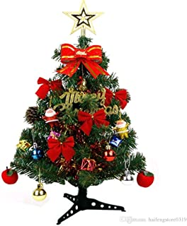 Aaryash good deals creations Artificial Christmas Tree And Ornaments And Led Lights (Green)