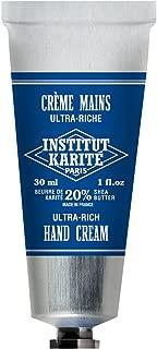 Institut Karité Paris Shea Hand Cream, Milk Cream in Tube 30 ml
