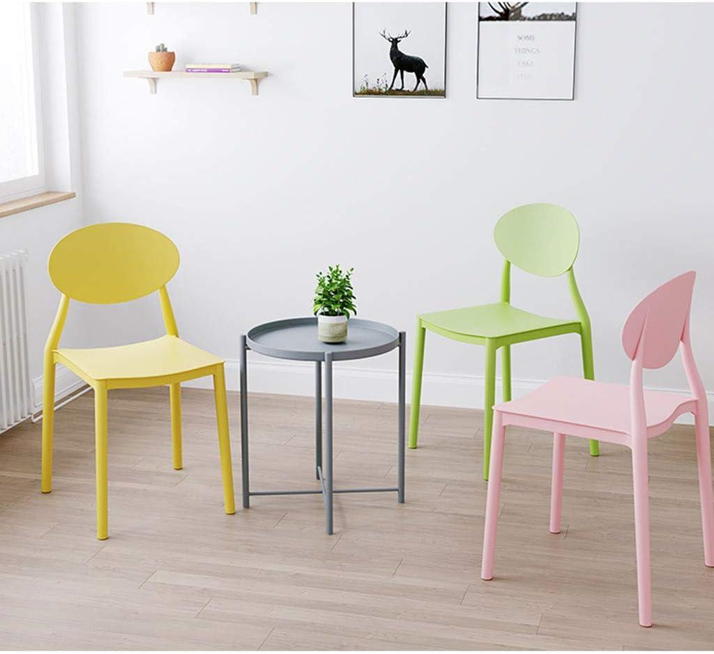 Président WGZ de Restaurant à la Maison dinant la Chaise Chaise de Maquillage de Dossier Adulte Minimaliste Moderne Simple (Color : G) C