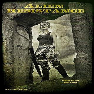Alien Resistance: Omnibus Edition cover art