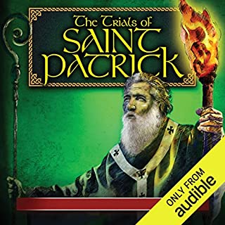 The Trials of Saint Patrick cover art