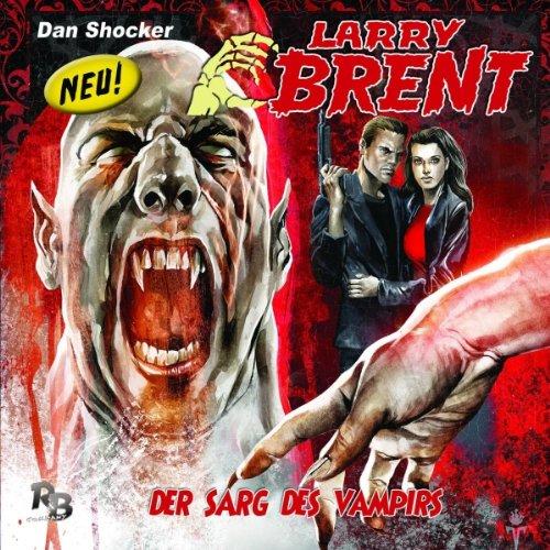 Der Sarg des Vampirs (Larry Brent 6) Titelbild