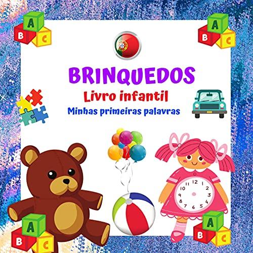 BRINQUEDOS Livro infantil Minhas primeiras palavras.: Para meninos e meninas de 2 a 4 anos. Diversão e aprendizado. Boa sorte! (Minhas primeiras palavras Um livro para crianças de 2 a 4 anos.)