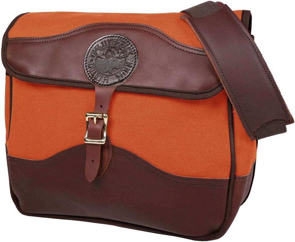 Duluth Pack Field Satchel Bag (Hunters Orange)