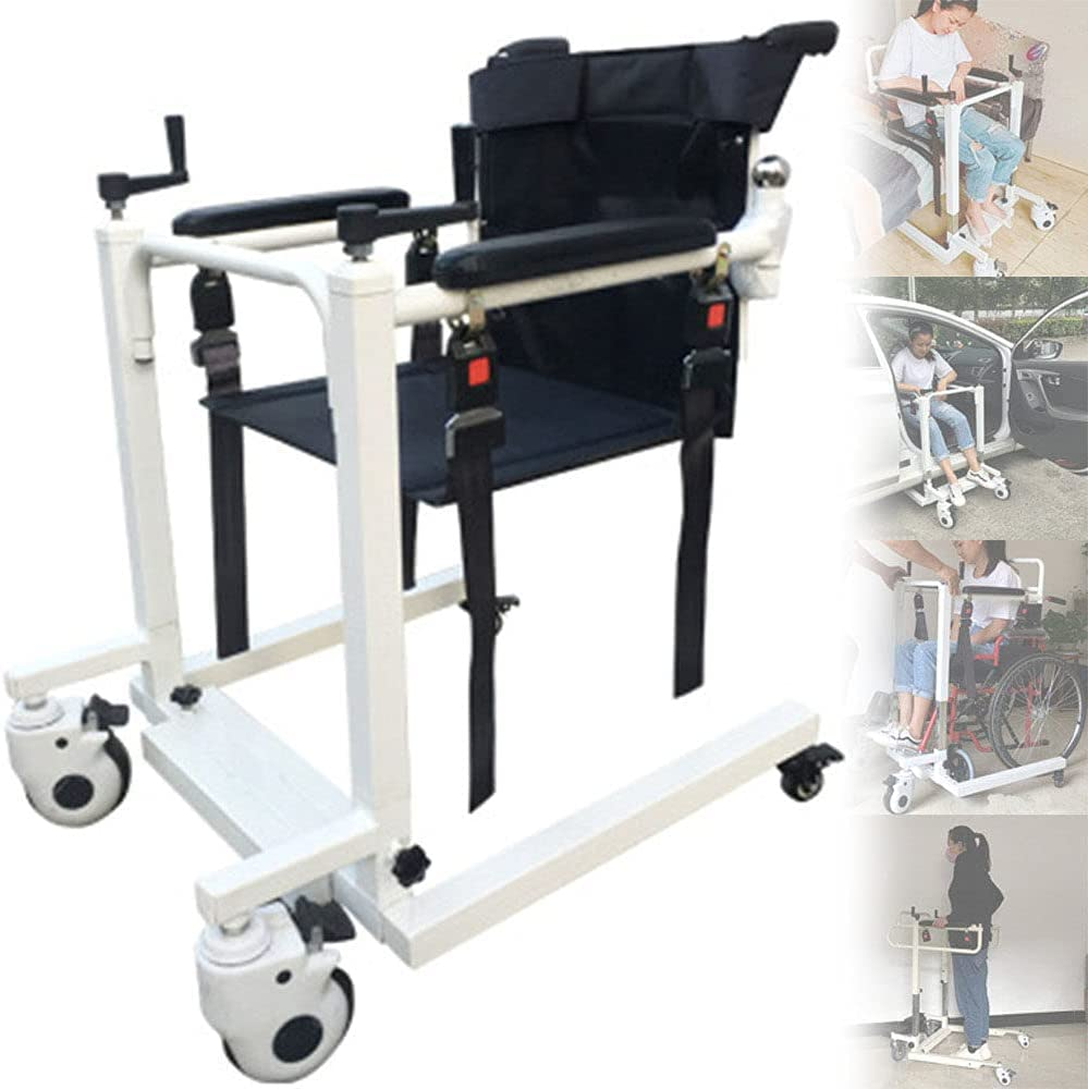 Recommended Handicapped 55% OFF Elderly Commode Bath Chair Mul Transfer Lift Patient