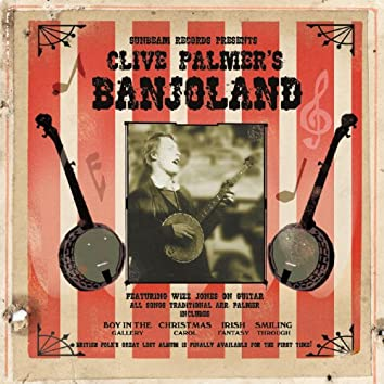 Banjoland + 4 bonus tracks - Remastered