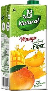 B Natural Juice - Mango,1 L Carton