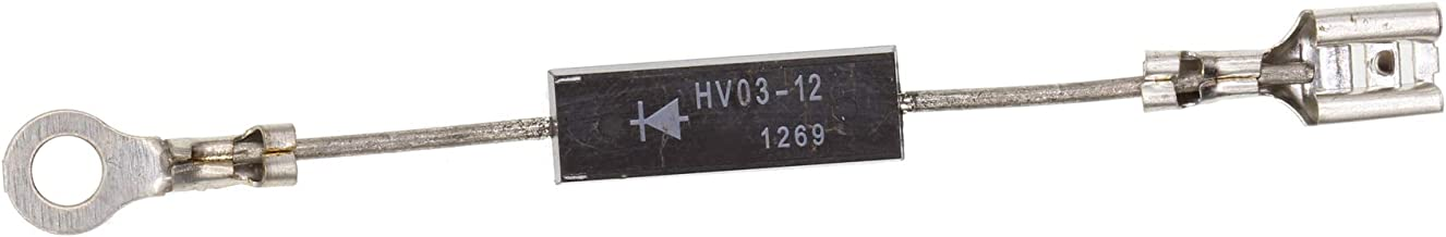 HUABAN HV03-12 350 mA 12KV de alto voltaje para horno microondas