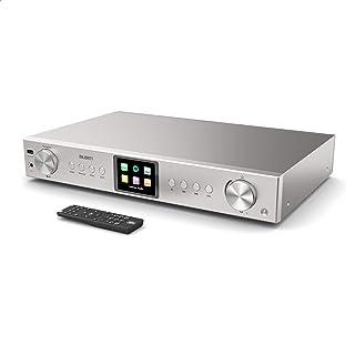 Sintonizador Hi-Fi Majority Fitzwilliam 2 - Radio Digital Dab/Dab+ FM e Internet - Spotify Connect - Bluetooth - USB y AUX...