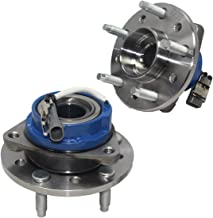 Detroit Axle - Wheel Bearing and Hub Assembly Pair for [1997-2003 Chevy Malibu with ABS Brakes] - 1999-2004 Olds Alero - [1997-1999 Olds Cutlass excluding Supreme Models] - 1999-2005 Pontiac Grand Am