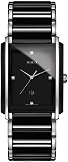 Integral Jubile Two-tone Black Ceramic and Stainless Steel Mens Watch - R20206712