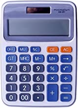 $30 » ZZL Multifunction Electronic Calculator 12 Digits Large Display Solar Battery Dual Power Supply for Office Desktop Study S...