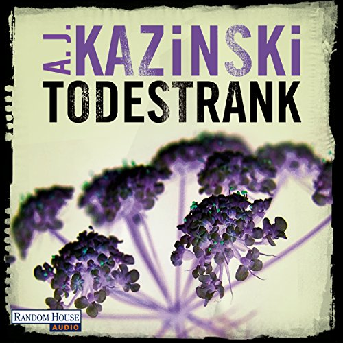 Todestrank audiobook cover art