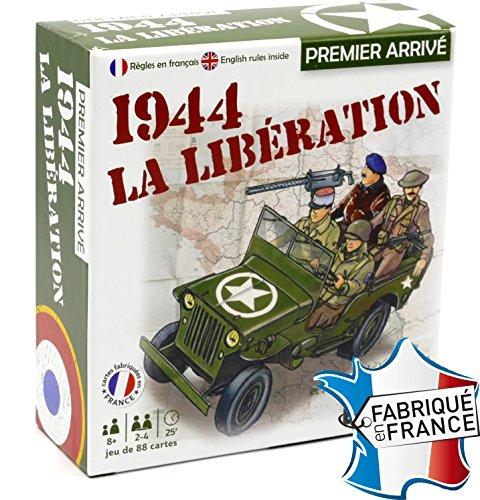 Editions Dusserre–dub01–Juego 1944–Premier arrivé