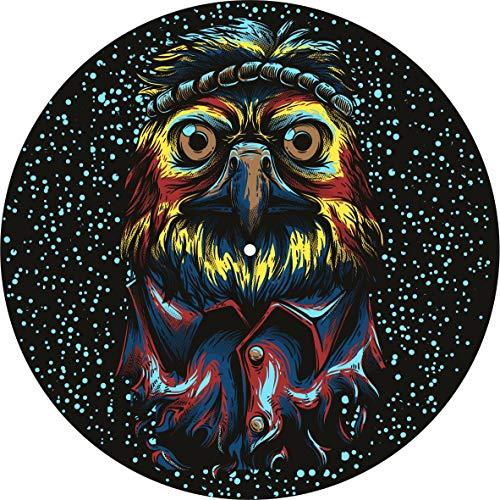 Slipmat Owl TOPKAUFMUNICH©