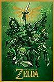 Legend of Zelda, The - Poster - Link + Ü-Poster