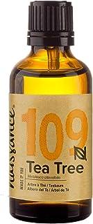 comprar comparacion Naissance Aceite Esencial de Árbol de Té n. º 109 – 50ml - 100% Puro, Vegano y no OGM