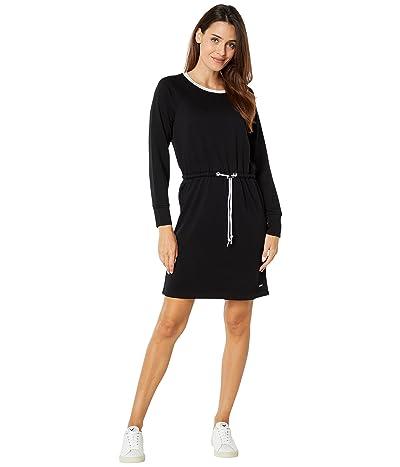 Calvin Klein Tie Waist Dress