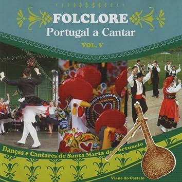 Folclore - Portugal a Cantar Volume V