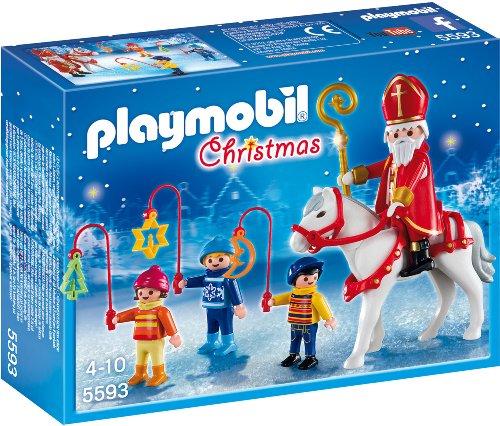 Playmobil 5593 - St. Nikolaus mit Laternenzug