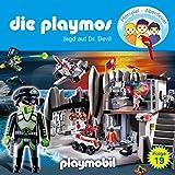 Jagd auf Dr. Devil. Das Original Playmobil Hörspiel: Die Playmos 19