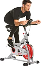 ANCHEER Indoor Cycling Bike - Stationary Exercise Bikes with Adjustable Resistance and LCD Monitor for Home Exercise, 49LBS Flywheel (Model: ANCHEER-B3008)