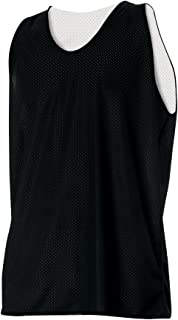 Youth Reversible Athletic Mesh Team Scrimmage Practice Jerseys for Basketball, Soccer, or Lacrosse