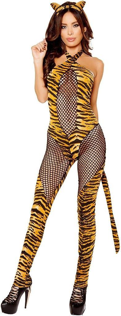 Jungle Book Max 50% OFF Women's Halloween Tiger Austin Mall Costume