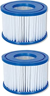 Bestway Lay-Z-Spa Filter Cartridge Size VI, 58323, 1 x Twin Pack (2 Filters)