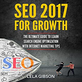 SEO 2017 for Growth cover art