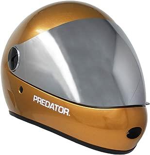 Predator Helmets Amber Tint for DH6 Helmets