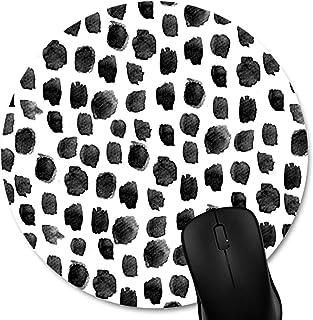 Amazon Com Black And White Mouse Pad