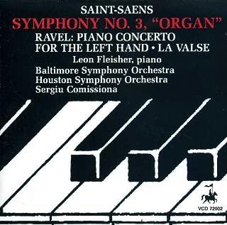 Saint-Saëns: Symphony No. 3,