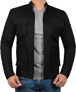 Blingsoul Lightweight Summer Jackets for Men - Casual Cotton Travel Jacket Men