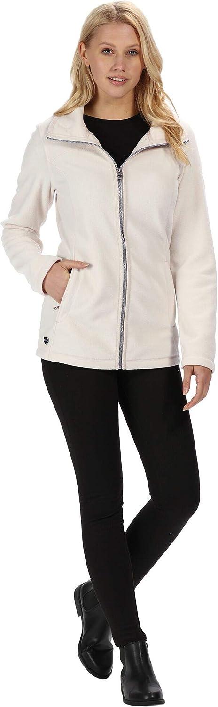 Regatta Womens Fayona Full Zip Symmetry Fleece