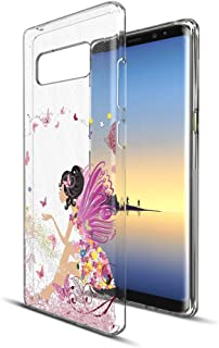 MTT Designer Pattern Printed Soft Jelly Back case Cover for Samsung Galaxy Note 8 (Design3)