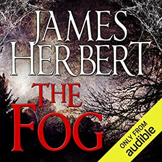 The Fog audiobook cover art