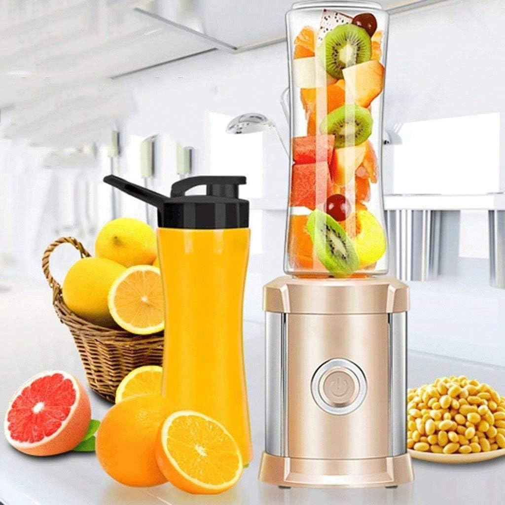 Mixeur portable rechargeable Juicer Cup, Mixeur Fruit Mixer, Multifonction Petit Voyage pour Shakes et Smoothies (couleur: A) Jzx-n c C