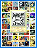 Kitchen Sink Press: The First 25 Years (Kitchen Sink Comic Art Reference Series ; No. 1)