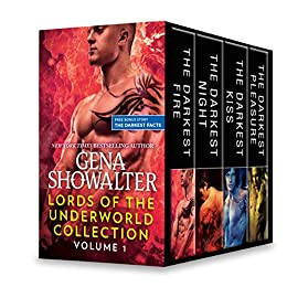 Lords of the Underworld Collection Volume 1: An Anthology by [Gena Showalter]