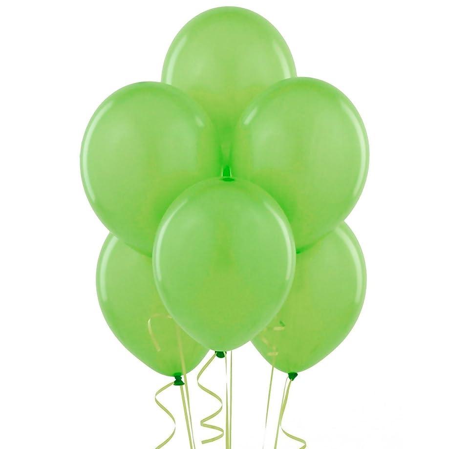 BirthdayExpress Fresh Lime (Lime Green) Balloons (6)