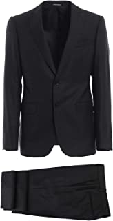 Luxury Fashion Mens 11VMGB11610631 Grey Suit | Season Permanent