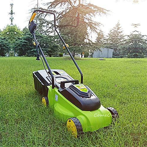 Framy 1600W Elektro-Rasenmäher Startseite Berühren Rasenmäher Push-Typ Rasenmäher 230V-240V / 50Hz 320Mm 3300R / Min