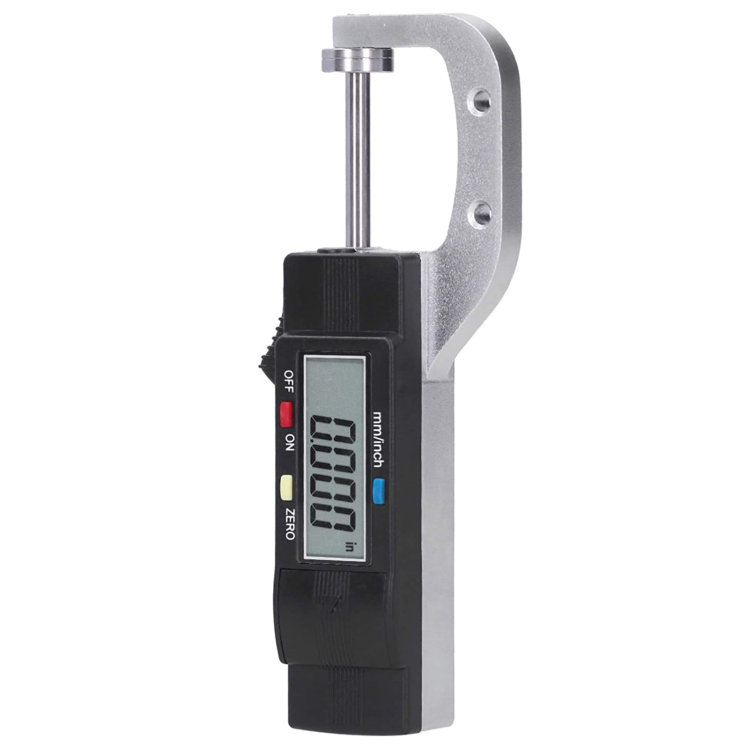 Digital Thickness Gauge Clear Discount mail order and Key One See Comfortable New life to
