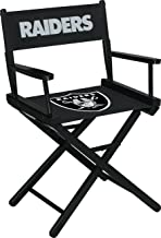 Imperial Officially Licensed NFL Furniture: Short (Table Height) Directors Chair, Baltimore Ravens