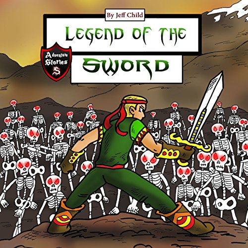 Legend of the Sword audiobook cover art