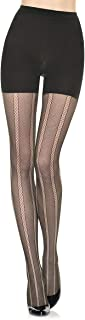 Assets Red Hot by Spanx Open Weave Shaping Fishnet Tight (1656)