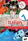 Contatti 1 Italian Beginner's Course: Audio and Support Book Pack