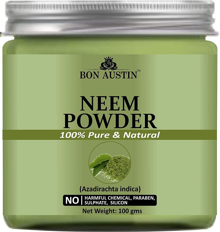 Trisha Bon Austin 100% Pure El Atlanta Mall Paso Mall Natural Powder 100 Neem GMS
