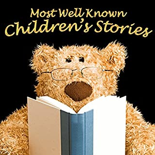 Most Well-Known Children's Stories cover art